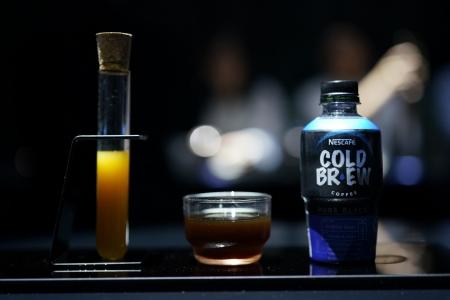 งานเปิดตัว 'เนสกาแฟ โคลด์ บริว' กาแฟสกัดเย็นพร้อมดื่มระดับพรีเมียม