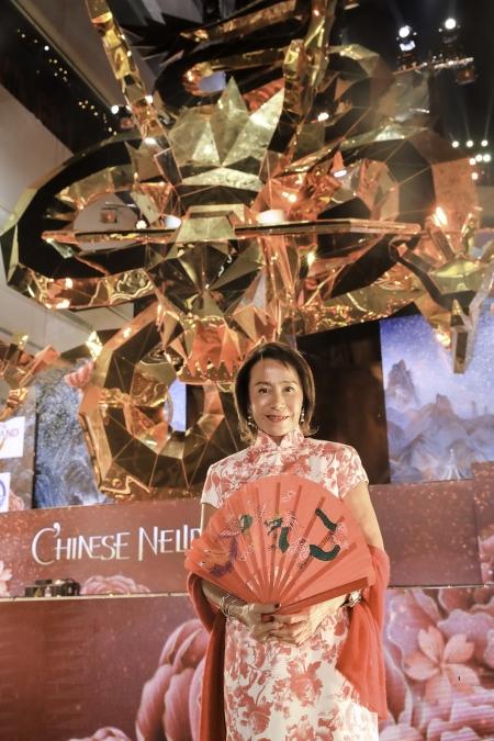 ดิ เอ็มโพเรี่ยม และ ดิ เอ็มควอเทียร์ จัดงานฉลองตรุษจีนเบิกฤกษ์ปีหนูทอง