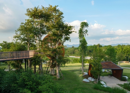 พักกายพักใจท่ามกลางธรรมชาติบริสุทธิ์แห่งขุนเขา  ที่ 'dusitD2 Khao Yai'