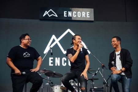 'ตูน อาทิวราห์' เปิดตัวหูฟัง 'ENCORE' (อังกอร์) หูฟังที่เปลี่ยนการฟังให้เป็นการค้นพบแรงบันดาลใจอันยิ่งใหญ่