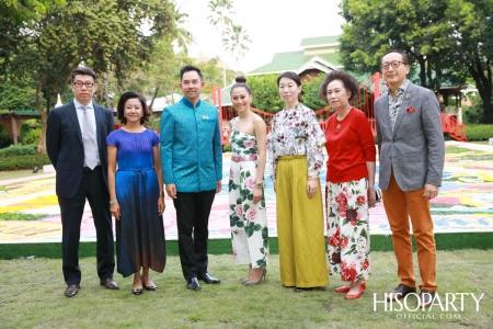 Nai Lert Flower & Garden Art Fair 2020 เทศกาลงานดอกไม้สุดยิ่งใหญ่ใจกลางกรุง