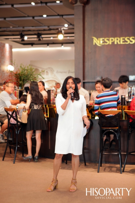 NESPRESSO 'JOURNEY THROUGH COFFEE ARTISTRY'