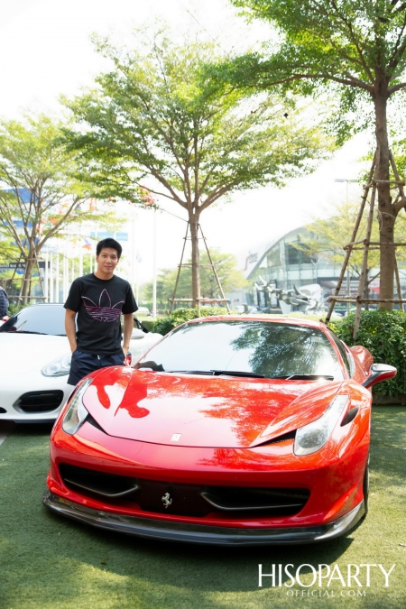 BEACH PARTY WITH SUPERCARS CLUB BY HISOPARTY @X2 PATTAYA OCEANPHERE