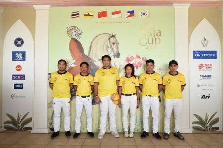 เปิดฉากการแข่งขันกีฬาขี่ม้าโปโลสุดยิ่งใหญ่ในทวีปเอเชีย   รายการ 'All Asia Cup 2020' ครั้งที่ 5 โดยสมาคมกีฬาขี่ม้าโปโลแห่งประเทศไทย