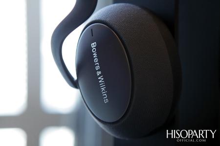 มิวสิคพลัสซีนีม่า เผยโฉมขั้นสุดนวัตกรรมเครื่องเสียงไฮเอนด์ออดิไฟล์ไร้สายจาก Bowers & Wilkins พรีเมียมแบรนด์เบอร์หนึ่งจากอังกฤษ