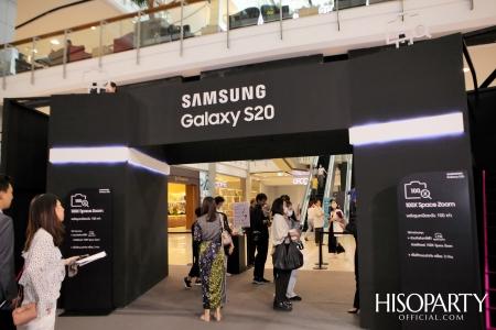 Samsung จัดงานเปิดตัว 'The New Galaxy'