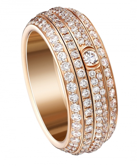 Piaget's Valentine Collections
