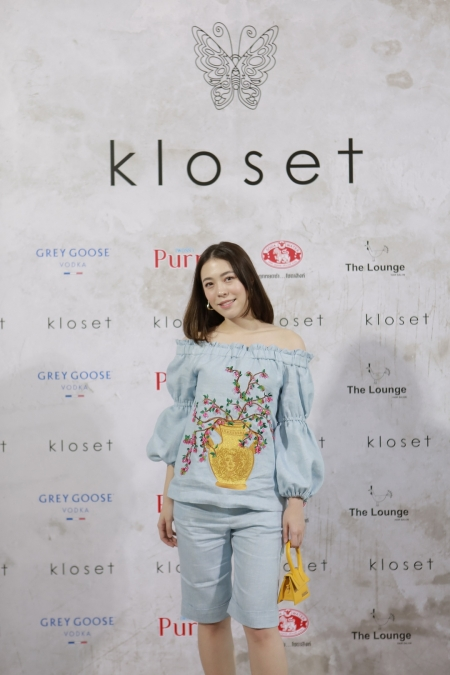 เหล่าคนดังร่วมชมแฟชั่นโชว์อวดโฉม 'The Hidden Treasure' คอลเลกชั่นใหม่รับซัมเมอร์จาก 'KLOSET'