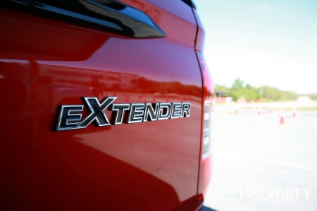 MG EXTENDER Test Drive Day
