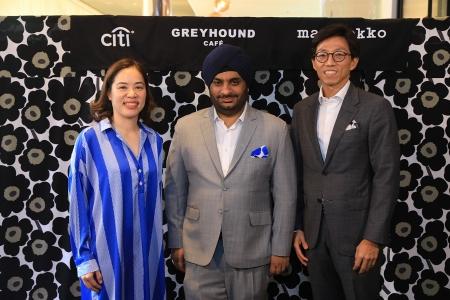 บัตรเครดิตซิตี้ จับมือ เกรฮาวด์ คาเฟ่ และ มารีเมกโกะ  ชวนชิมแบบมีสไตล์กับแคมเปญอร่อยแห่งปี 2020 'โบลด์ แอนด์ ไบรท์'