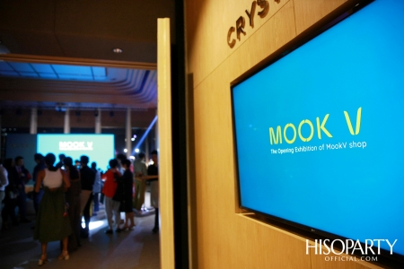 The Opening Exhibition of MookV Shop