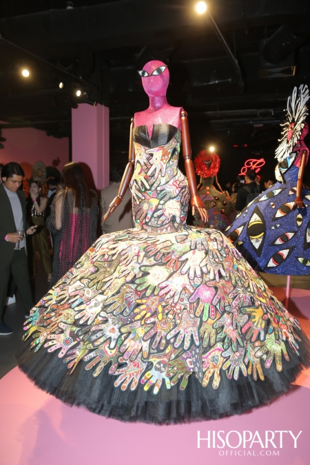 Tube Gallery 20th Anniversary 'The World of Tube Gallery' Fashion Exhibition
