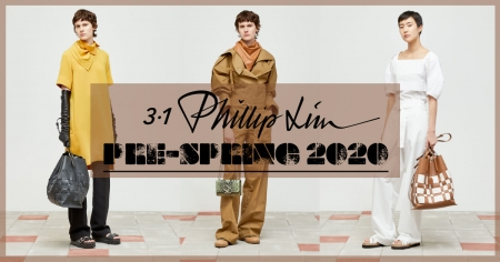 เท่อย่างมีสไตล์ในแบบฉบับ 3.1 Phillip Lim กับคอลเลกชั่น Pre-Spring 2020