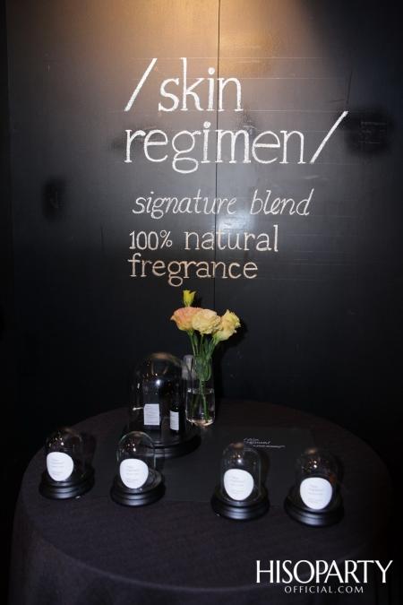 เปิดตัว Skin Regimen สกินแคร์ยูนิเซ็กซ์แบรนด์เท่ใหม่จากอิตาลี