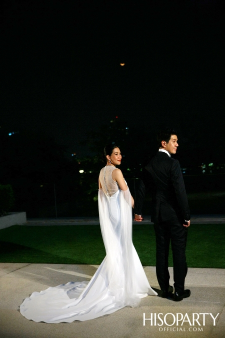 #PYEtytotheMAX งานเลี้ยงฉลองมงคลสมรส ระหว่าง คุณวริษา ประธานราษฏร์นิกร และ คุณจักรกฤต เบเนเดดตี้