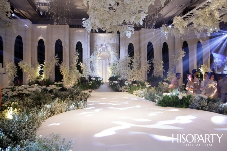 #RitaKorn งานเลี้ยงฉลองมงคลสมรส ระหว่าง คุณศรีริต้า เจนเซ่น และ คุณกรณ์ ณรงค์เดช
