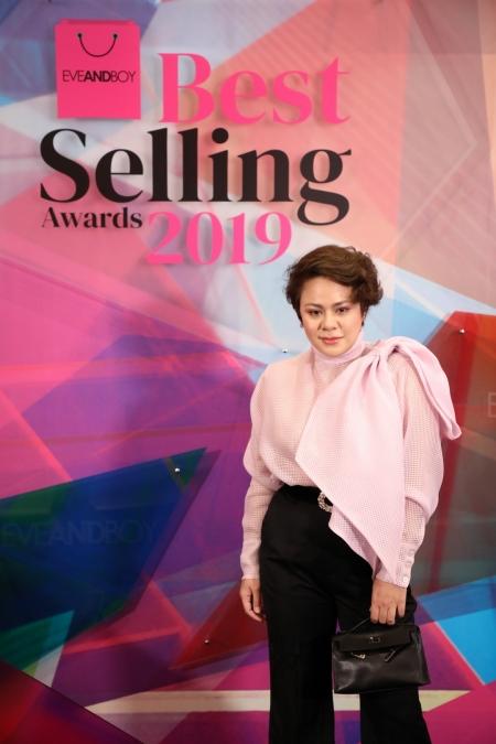 EVEANDBOY BEST SELLING AWARDS 2019