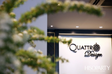 Quattro Design New Flagship Store
