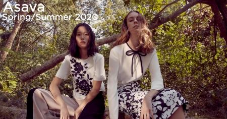 ASAVA คอลเลกชั่น Spring/ Summer 2020