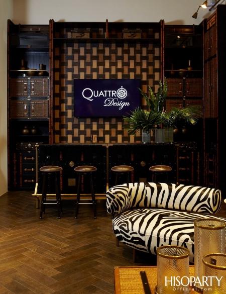 Quattro Design New Flagship Store แฟล็กชิปสโตร์แห่งใหม่ พร้อมตอบทุกโจทย์ของคนรักการแต่งบ้าน