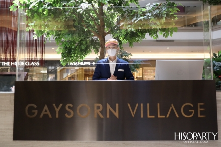 Gaysorn Back To Life, The Art of 'The New Normal'