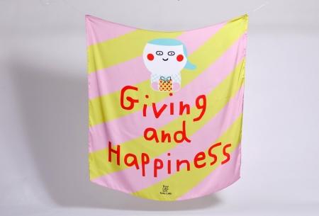 Giving and Happiness ของที่ระลึกการกุศลคอลเลกชั่นล่าสุด จาก มูลนิธิรามาธิบดีฯ