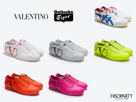VALENTINO GARAVANI x ONITSUKA TIGER