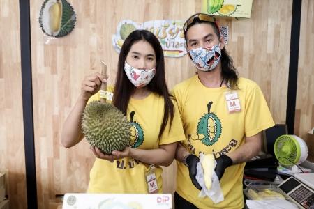 ไทยช่วยไทย คือไทยเท่ @ ยิ้มไปด้วยกัน