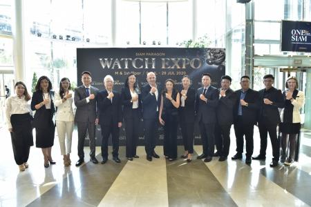 Siam Paragon Watch Expo 2020