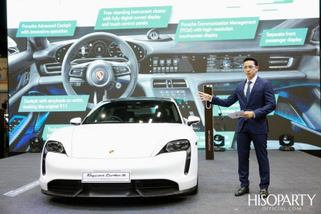 PORSCHE at The 41st Bangkok International Motor Show