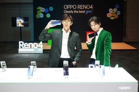 งานเปิดตัว OPPO RENO2 'CLEARLY THE BEST YOU' ที่มาพร้อมความสนุกสร้างสรรค์ให้ทุกการถ่ายรูปสวยชัดในสไตล์ที่เป็นคุณ