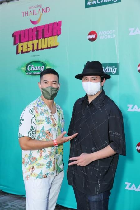 Amazing Thailand TUK TUK Festival Powered By Chang Music Connection เปิดมิติใหม่ของคอนเสิร์ตนิวนอร์มอล