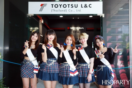 งานเปิดโชว์รูมแห่งแรกในเมืองไทยของ 'Nishikawa AiR Thailand'