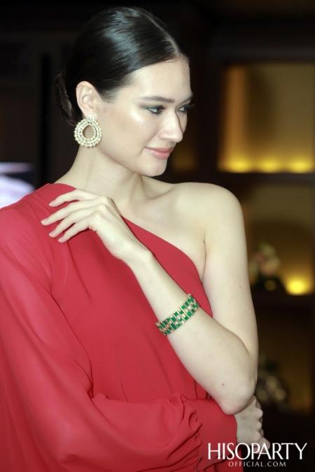 Lotus Arts de Vivre x Padma Gems 'The Jewellery of Legends Collection'