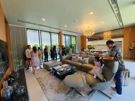 บ้านอิสสระ บางนา เปิดบ้านต้อนรับ McLaren Club Thailand