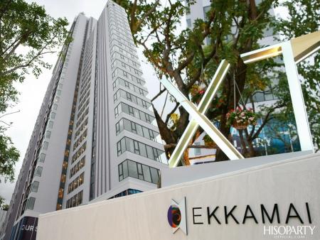 'XT EKKAMAI' ไลฟ์สไตล์คอนโดฯ แห่งแรกในไทยจาก 'แสนสิริ'