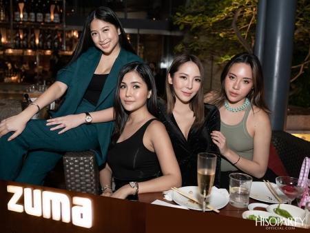 4 สาวสวยร่วมเปิดตัว Zuma 'Yashoku' ปาร์ตี้บรันช์ยามค่ำคืนครั้งแรกของประเทศไทย