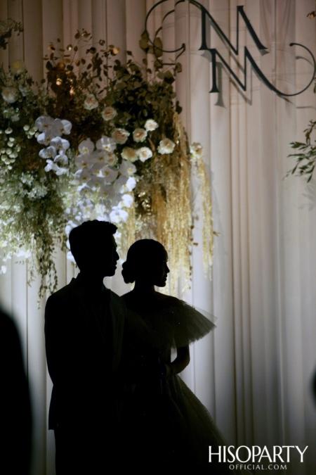#MarkThisDayForMeeyok งานฉลองมงคลสมรส ระหว่าง คุณสมิทธ์ ทอย และ คุณเขมณัฏฐ์ อัครมณีสกุล