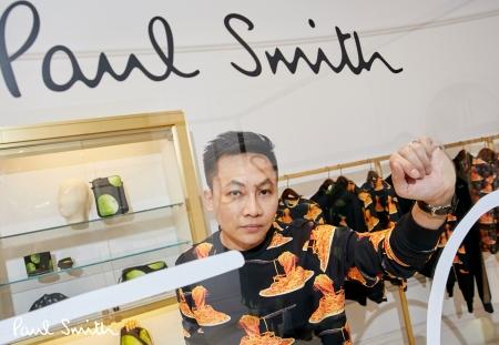 HISOPARTY X Paul Smith เชิญแขกคนพิเศษสัมผัสประสบการณ์เครื่องแต่งกายจาก 'แคปซูลคอลเลกชั่น' ฉลองครบรอบ 50 ปี Paul Smith (พอล สมิธ)