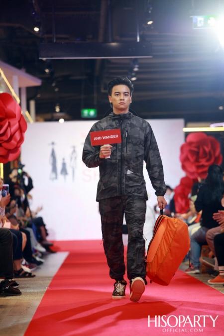 SIAM Takashimaya Together Fashion Show
