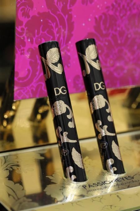 DOLCE&GABBANA Passion Lips เสน่ห์ความงามแห่งสีสันบนเรียวปากครั้งใหม่ จาก DOLCE&GABBANA Beauty