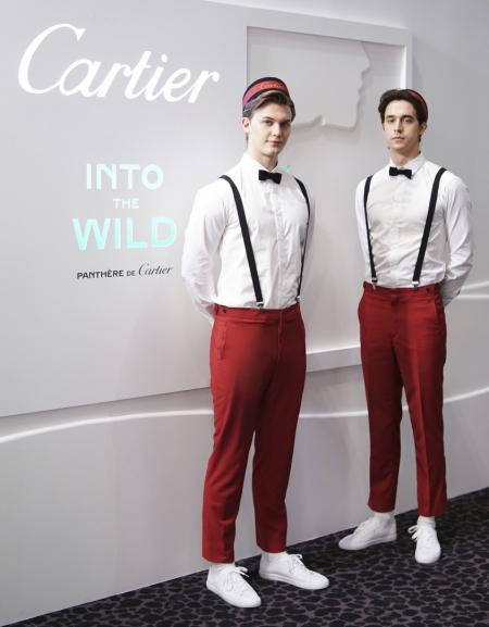 Cartier จัดนิทรรศการ Into The Wild ถ่ายทอดเรื่องราวพรหมลิขิตระหว่างคาร์เทียร์และเสือแพนเตอร์