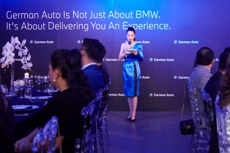 BMW GERMAN AUTO EXCLUSIVE PRIVATE DINNER