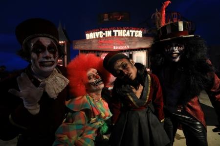 Amazing Thailand Major Cineplex Drive-in Theater: Haunted Park presented By Toyota สวนสนุกนี้ผีจองเวร
