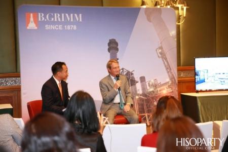 บี.กริม Thank Press 2563 ขอบคุณสื่อมวลชน