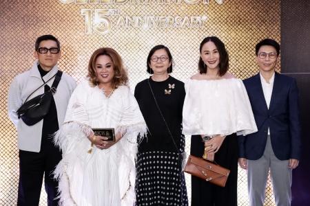 Siam Paragon the Glorious Celebration 15th  Anniversary