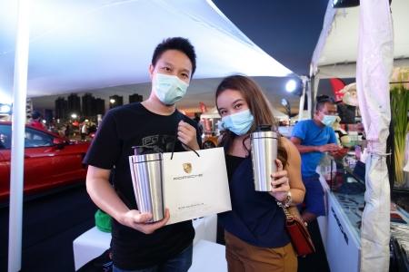 ปอร์เช่ ประเทศไทย เข้าร่วมงาน Das Treffen ครั้งที่ 5