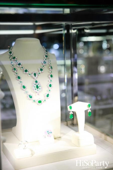 HISOPARTY X BEAUTY GEMS เนรมิตร The Glass House จัดเอ็กซ์คลูซีฟดินเนอร์  ท่ามกลางความงดงามของเครื่องประดับเพชร