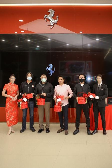 คาวาลลิโน มอเตอร์ จัดกิจกรรม 'ส่งมอบความสุขต้อนรับเทศกาลตรุษจีน 2021'