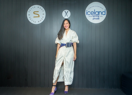 Pure, Natural and Elegance by ICELAND SPRING x SETTE_MODA